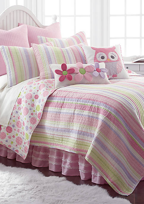 Levtex Sabel Quilt Set