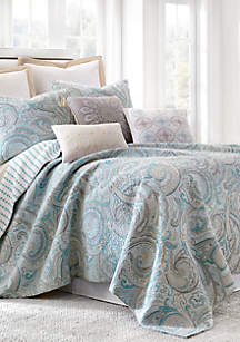 Wythe Spa Quilt Set