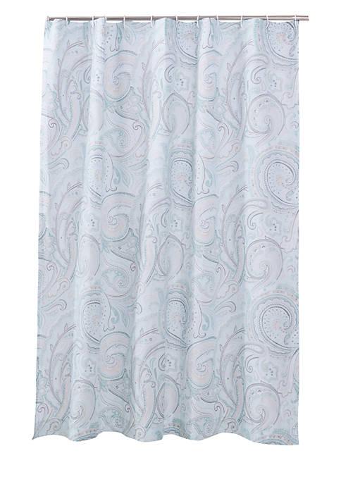 Levtex Wythe Spa Shower Curtain