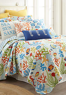Levtex Barents Quilt Set