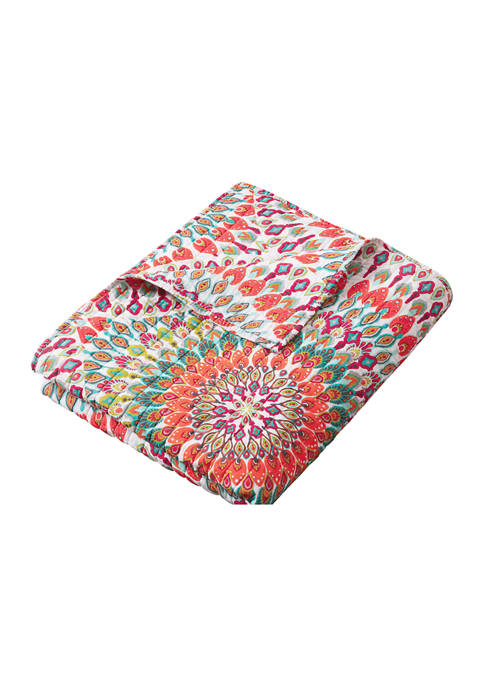 Levtex Mirage Quilted Throw