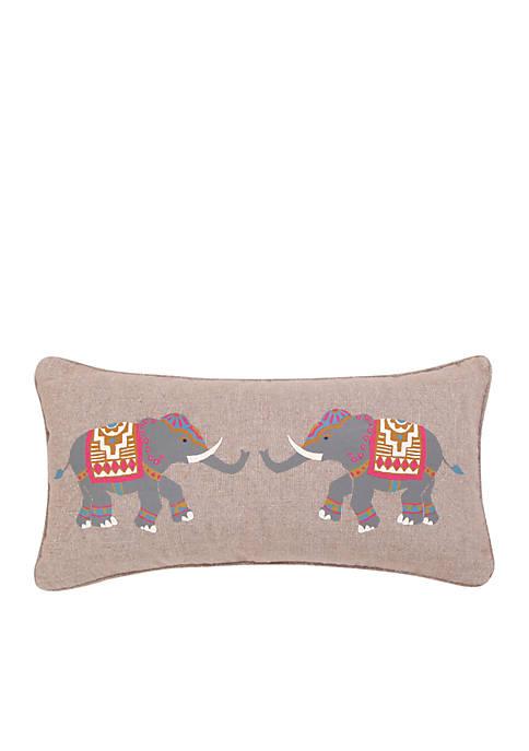 Klismos Elephant Pillow