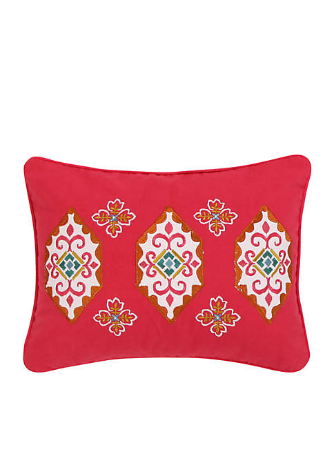 Levtex Klismos Medallion Pillow