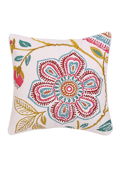 Klismos Flower Pillow