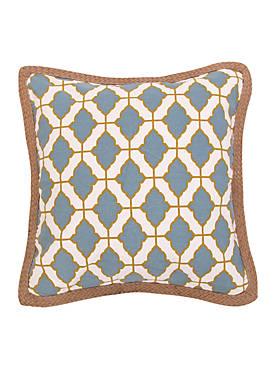 Klismos Mosaic Pillow