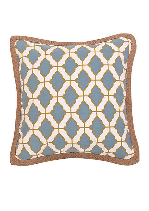 Levtex Klismos Mosaic Pillow