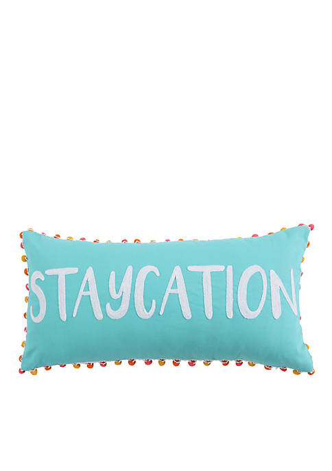 Levtex Kerala Staycation Pillow