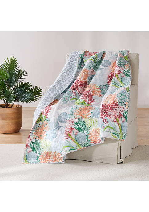 Levtex Home Sunset Bay Quilted Throw