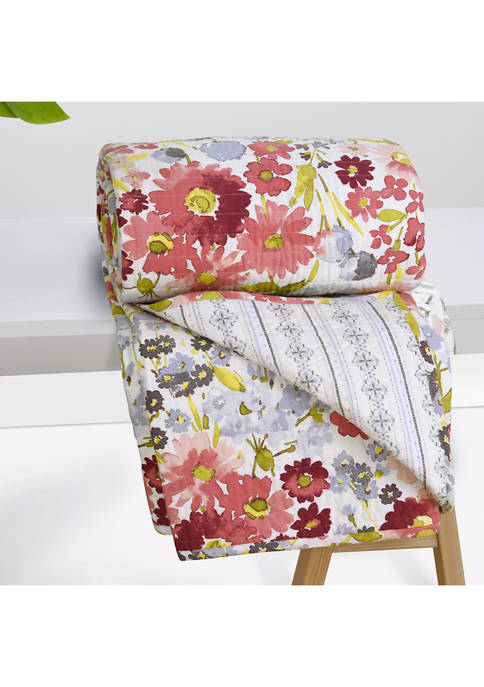 Josephina Quilted Throw