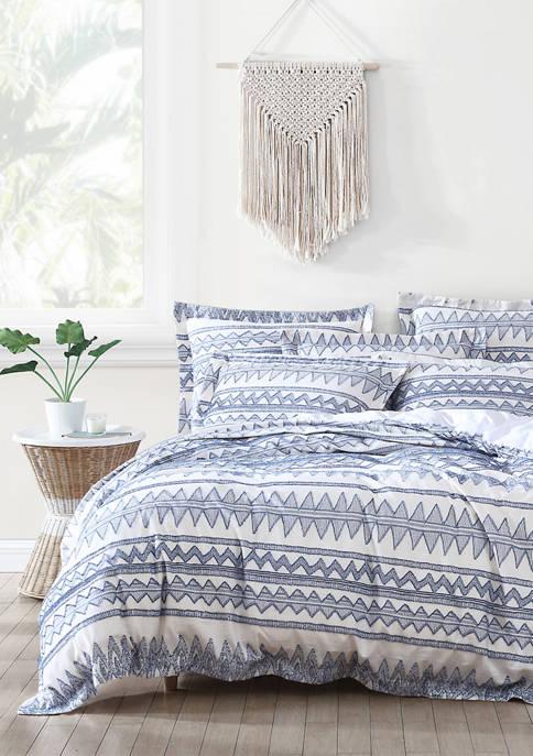 Kalmar Blue Duvet Set