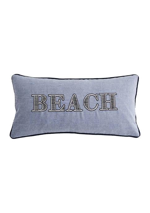 Levtex Home Cambria Beach Pillow