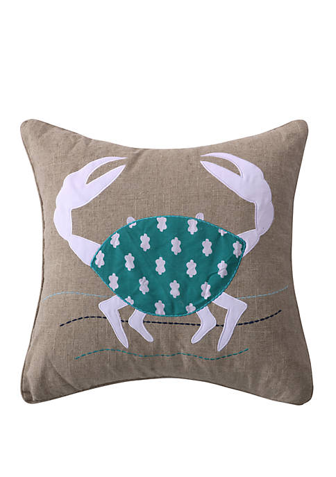 Levtex Home Dory Crab Pillow
