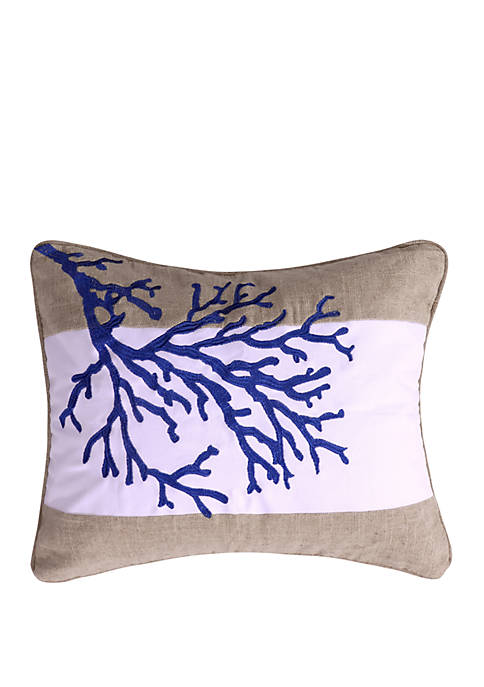 Dory Coral Pillow