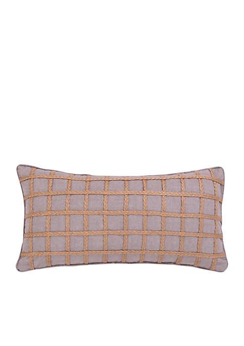Zarya Rope Pillow