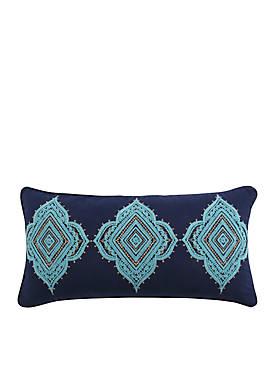 Lira Tri Medallion Pillow
