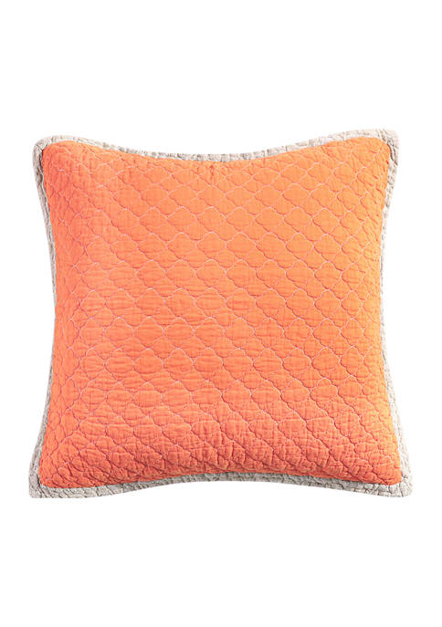 Levtex Amelie Euro Pillow Shams