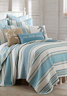 Levtex Naples Quilt Set