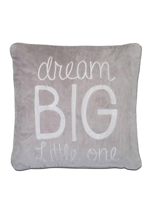 Levtex Janice Dream Big Pillow