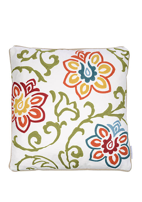 Levtex Home Clementine Floral Pillow
