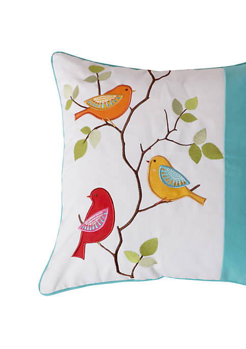 Sophia Bird Pillow