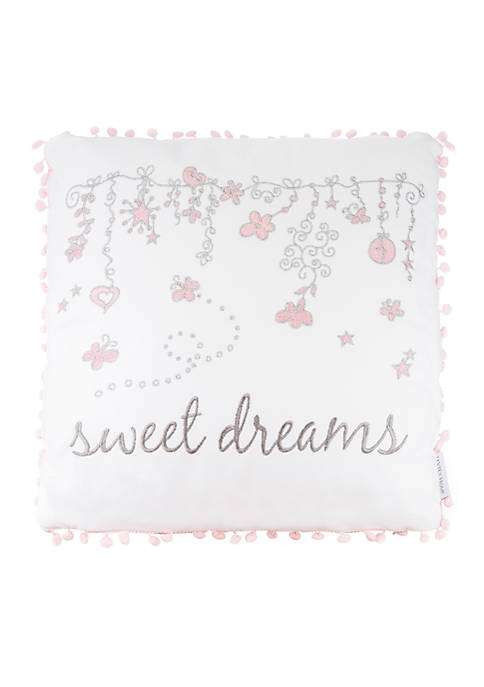 Levtex Alexi Sweet Dreams Pillow