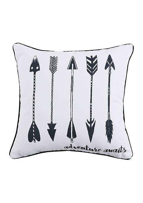Isaiah Arrow Pillow
