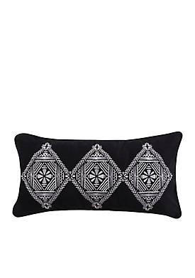 Isaiah Triple Diamond Pillow