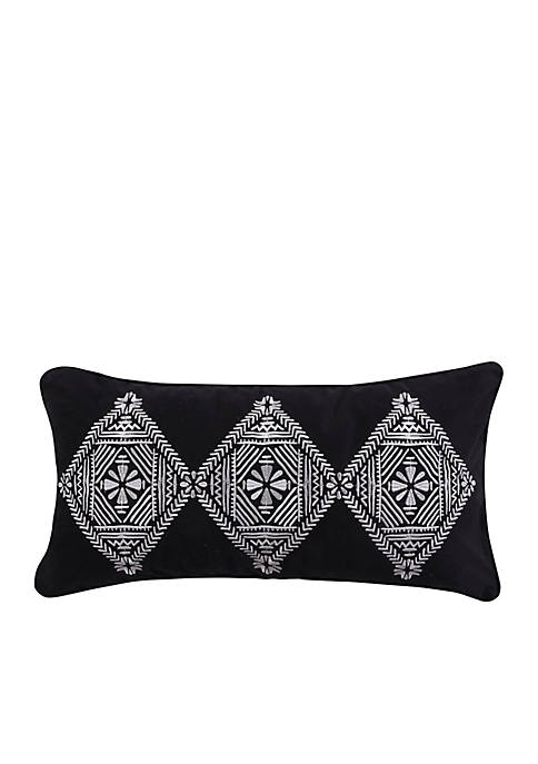 Levtex Isaiah Triple Diamond Pillow