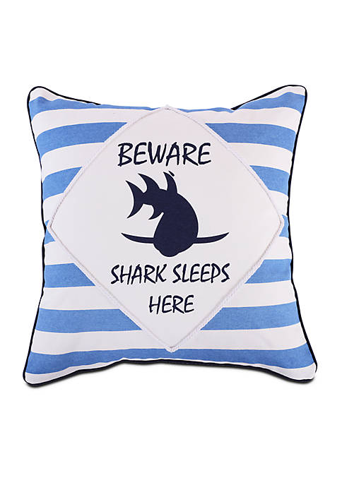 Levtex Evan Beware Pillow