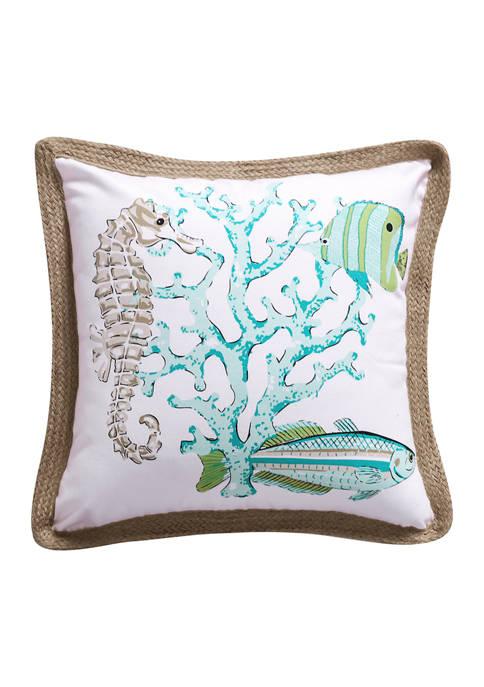 Levtex Home Calafel Coastal Pillow