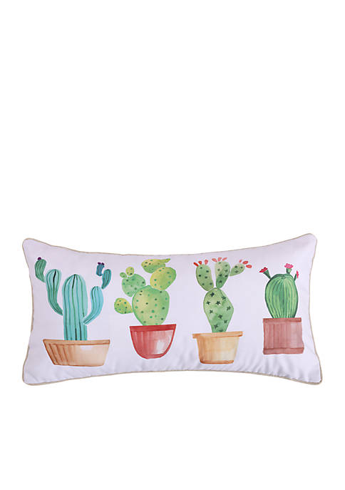 Levtex Carrie Cactus Pillow