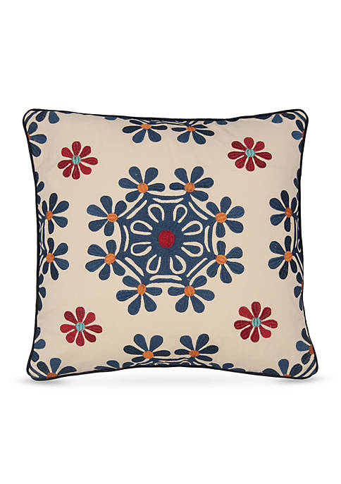Levtex Karen Multi Medallion Pillow