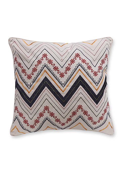 Levtex Madhu Chevron Pillow