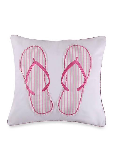 Levtex Hazael Flip Flop Pillow