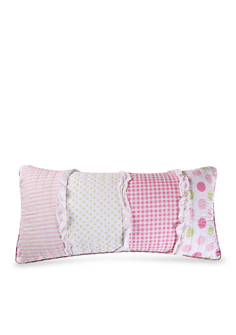 Hazael Ruffled Pillow