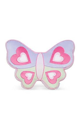 Sabel Butterfly Pillow
