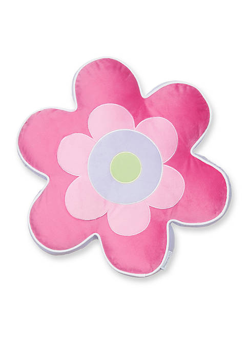 Levtex Sabel Flower Shaped Pillow