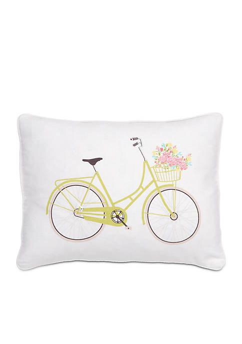Levtex Kimberly Bicycle Pillow