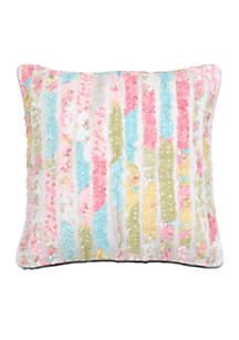 Kimberly Ruffled Pillow