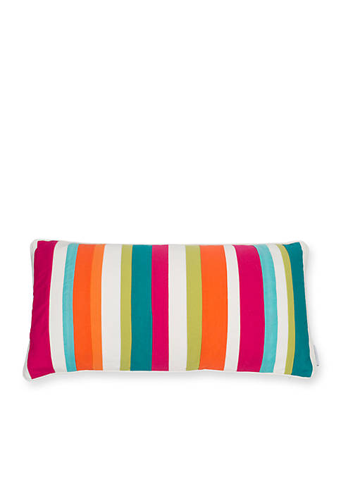 Levtex Krishna Stripe Pillow