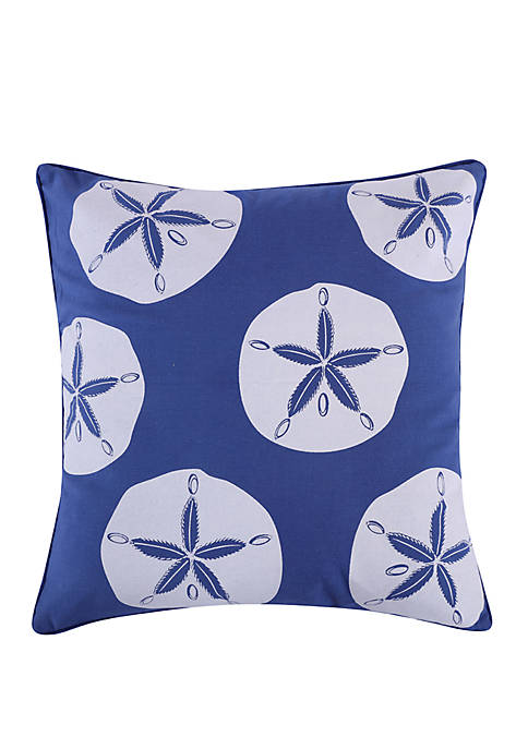 Levtex Home Camps Bay Sand Dollar Pillow