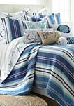 Camps Bay Sand Dollar Pillow