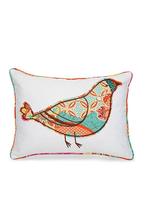 Levtex Nanuk Bird Pillow