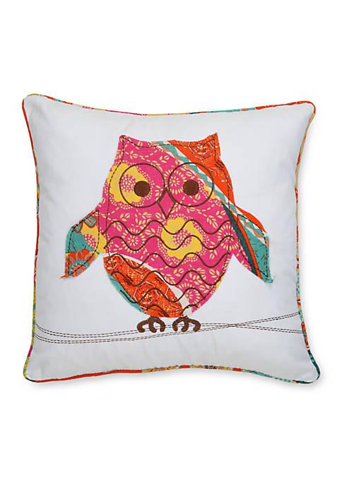 Levtex Nanuk Owl Pillow