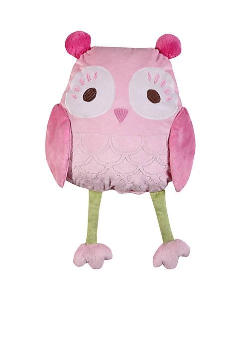 Levtex Pippa Owl Shaped Pillow