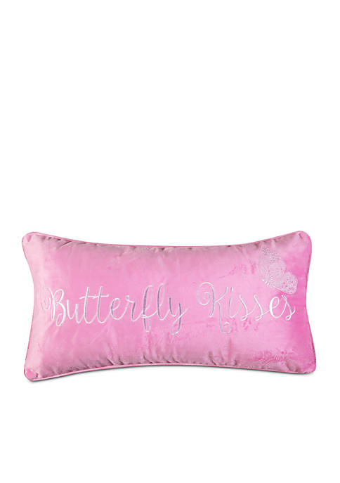 Levtex Jordy Butterfly Kisses Pillow