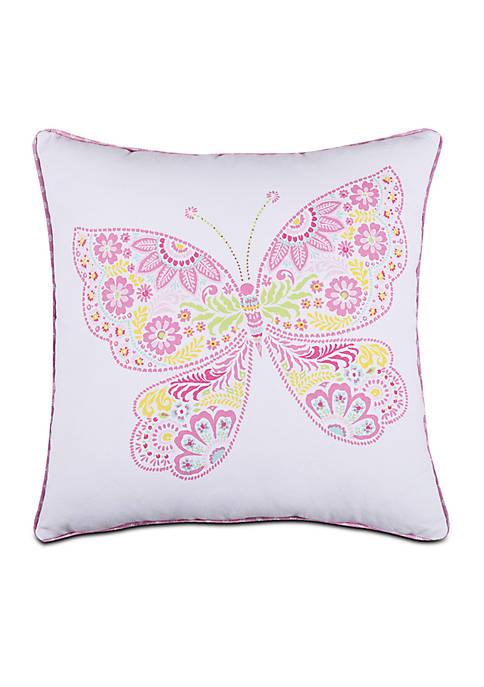 Levtex Jordy Butterfly Pillow