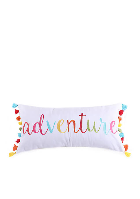 American Living™ Alessandra Adventure Pillow With Tassels