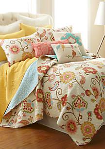 Taner Spring Quilt Set