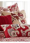 Astrid Bird Tassel Pillow